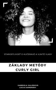 Základy metódy Curly girl - EBOOK